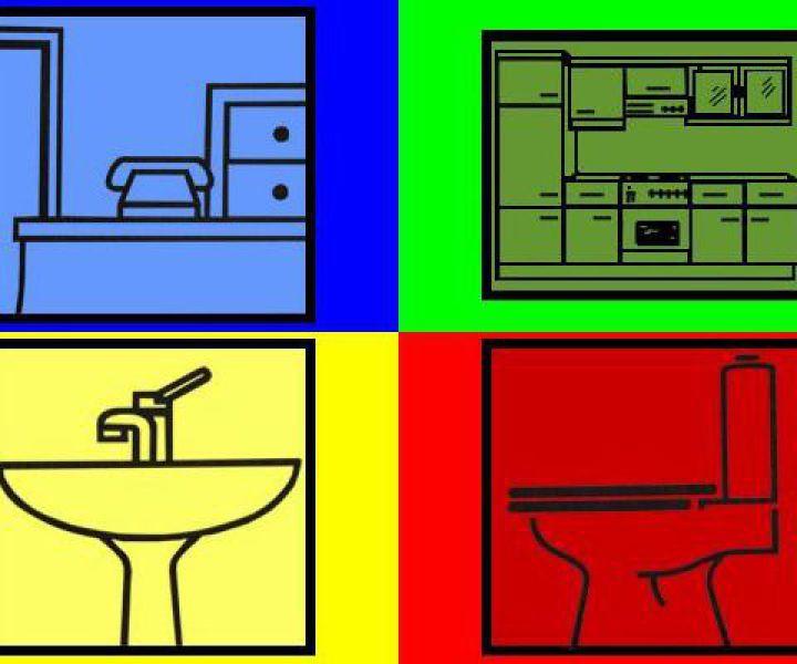Vier Farben System.M M Gebäudereinigung Bremen Arbeitsweise Ideal